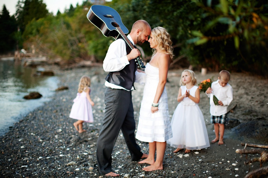 Poulsbo, Washington Wedding